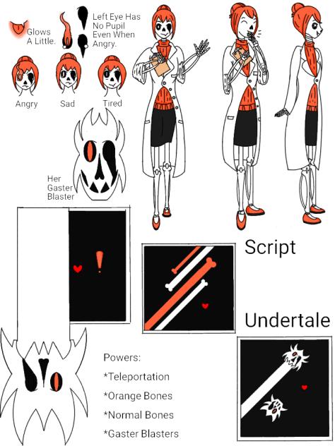 Undertale OC Script - ibisPaint