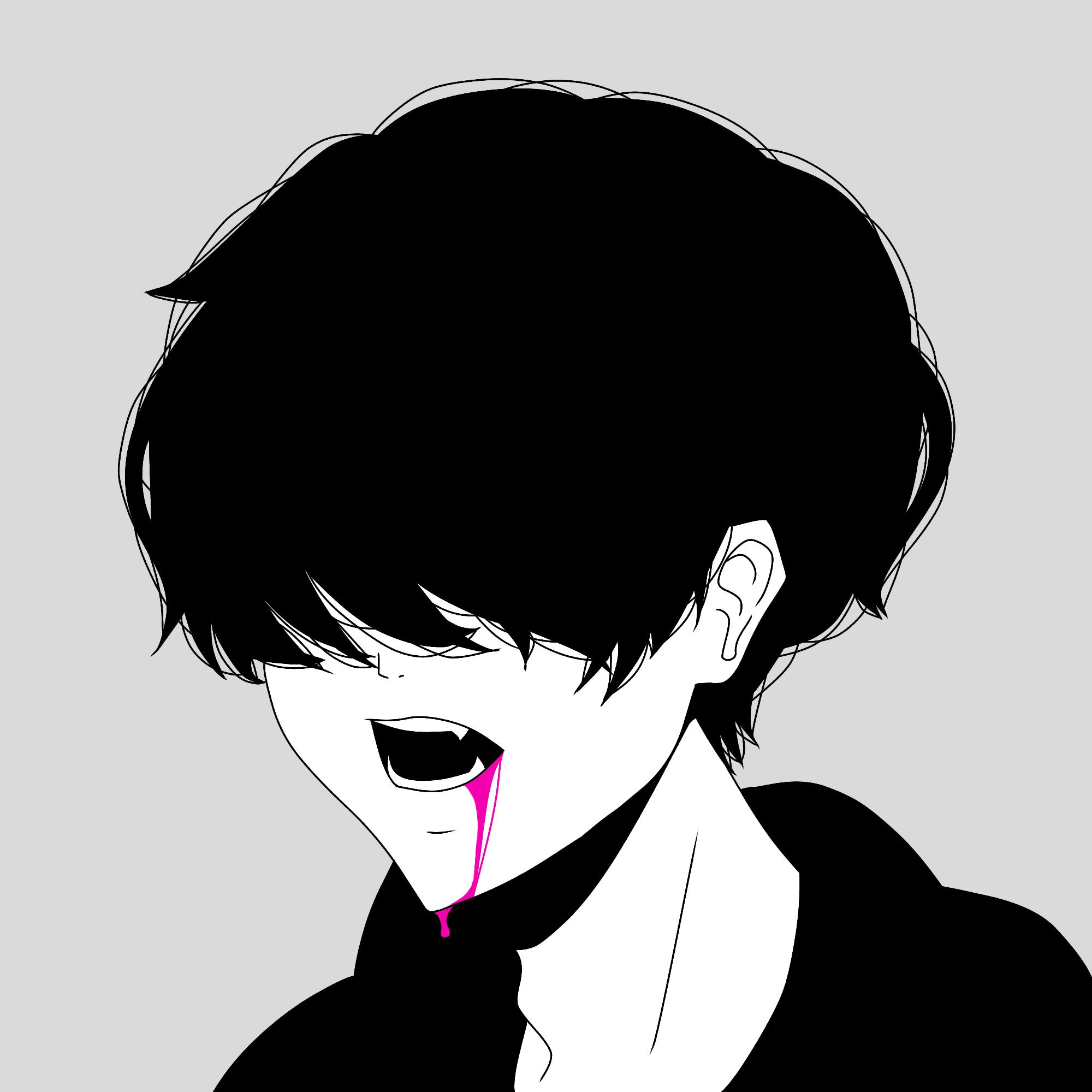 アイコン 病み