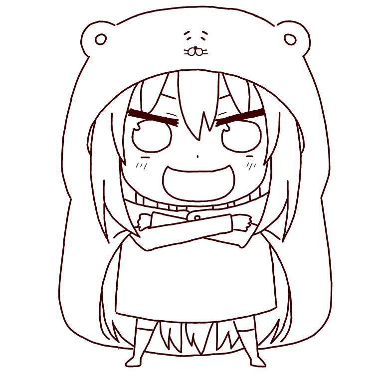 干物妹!うまるちゃんの画像 p1_32