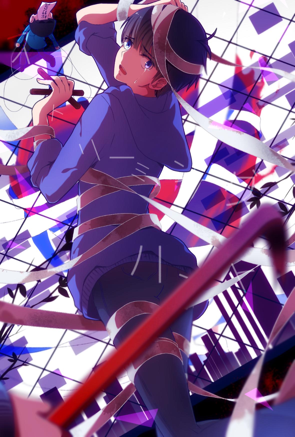 【おそ松さん\u203b自分絵】カラ松