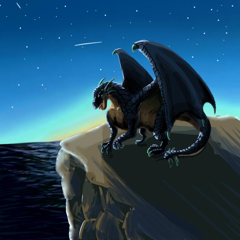 水属性のドラゴン2