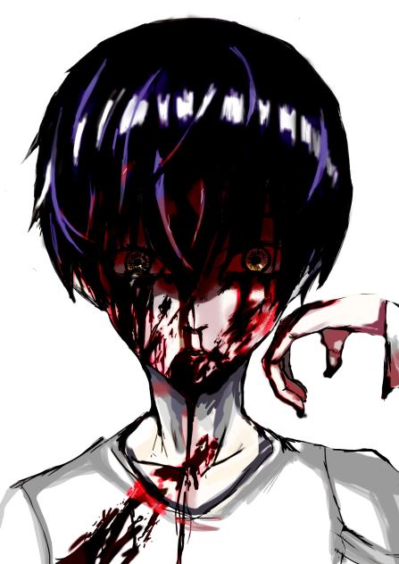 返り血 Ibispaint