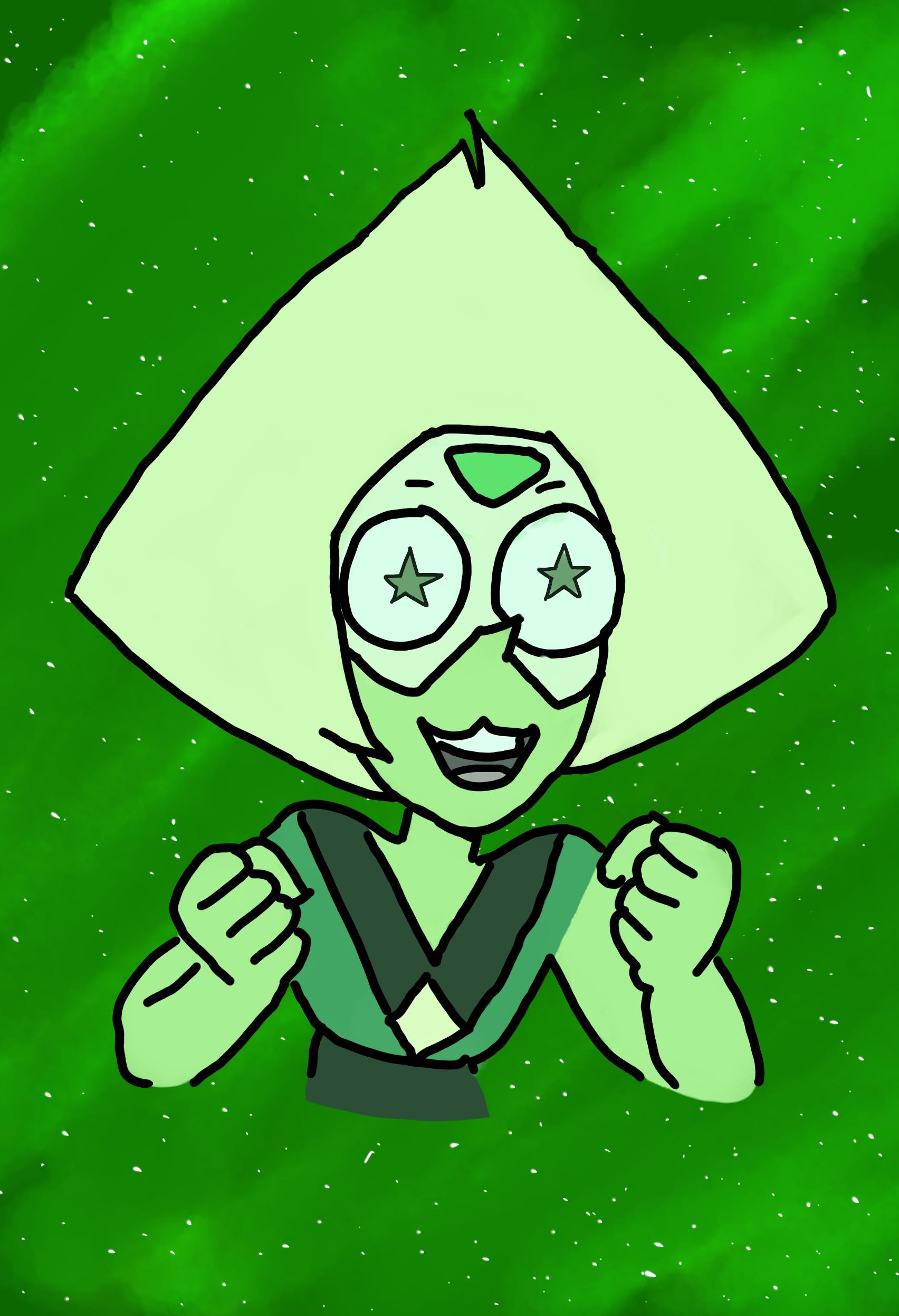 Peridot's Universe