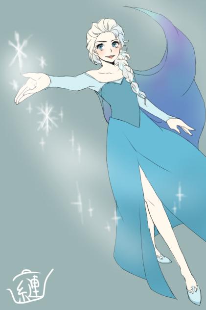 アナと雪の女王の画像 p1_38
