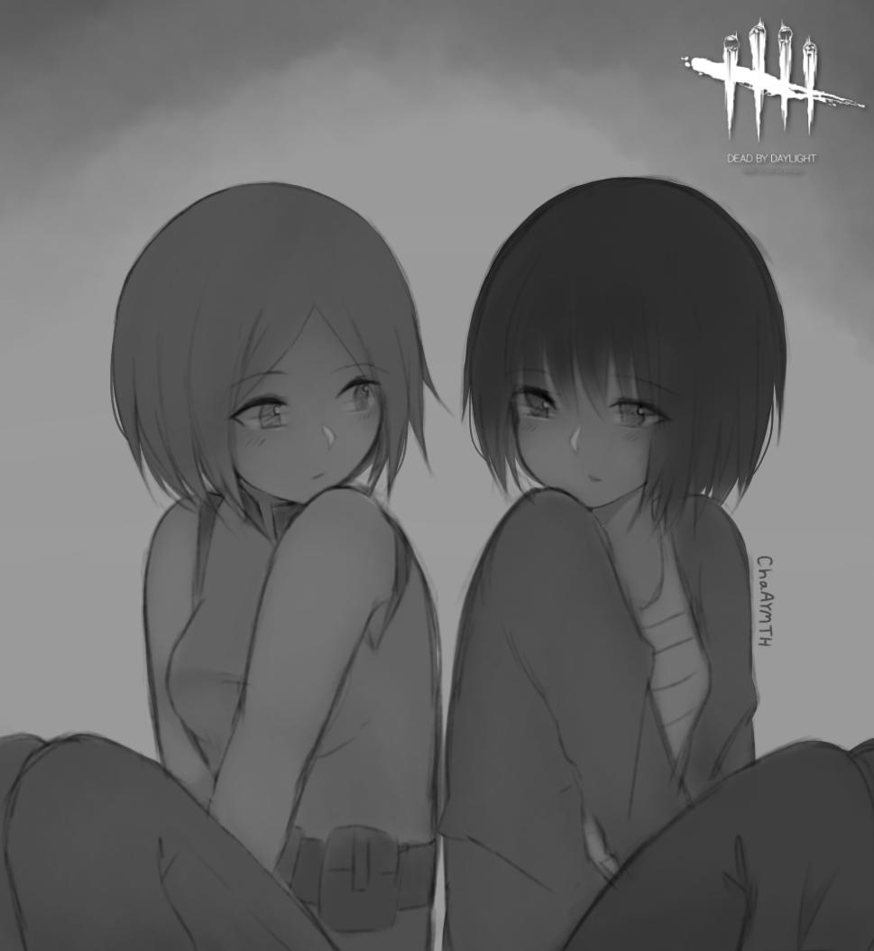 Meg and Feng Min