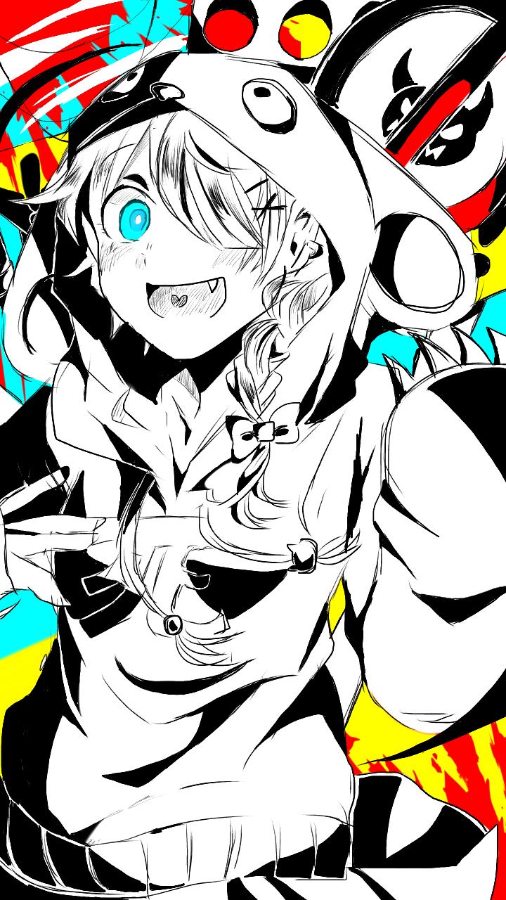 死神じぇしー - ibispaint