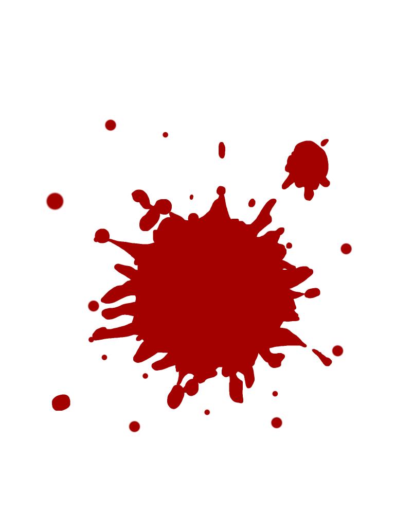 血しぶき素材 Ibispaint