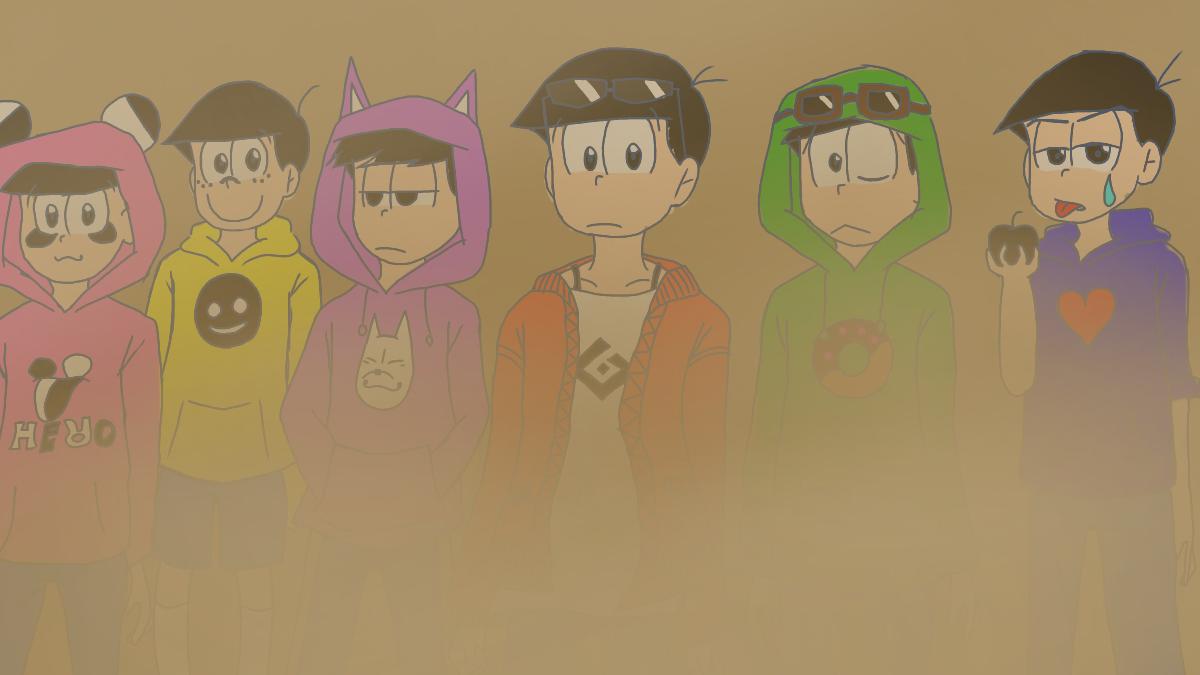 六つ子たちで砂の惑星