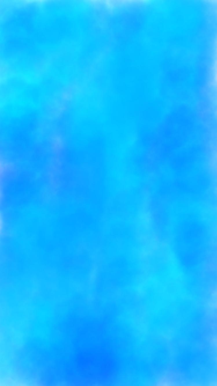 背景 水彩 青