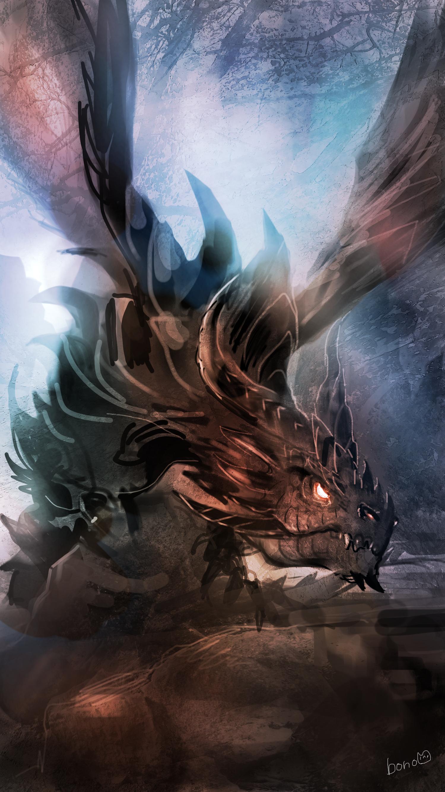 ドラゴンスケッチ