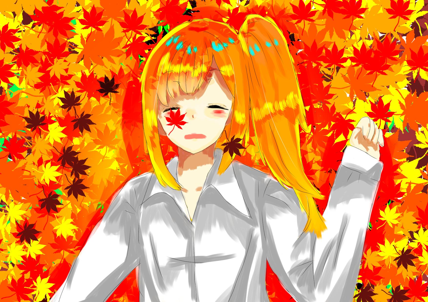 紅(くれない)