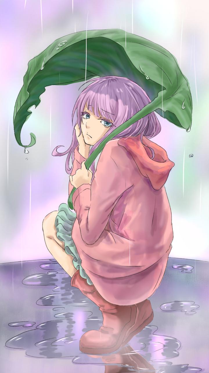 「雨上がり」塗らせて頂きました