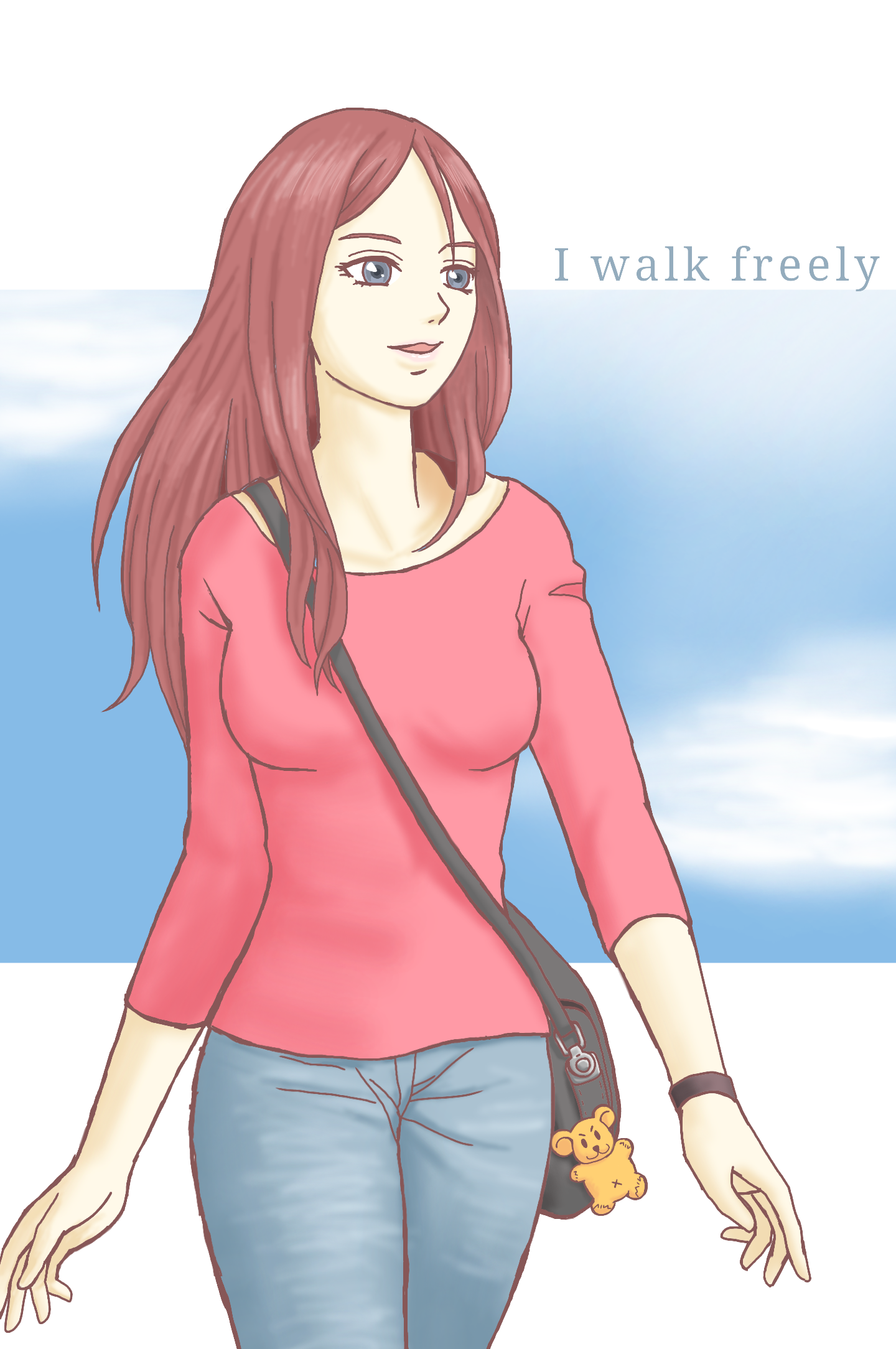 I Walk Freely