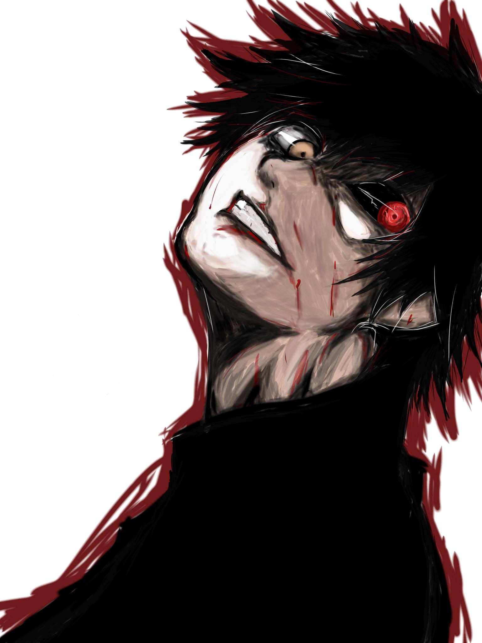 黒カネキ Ibispaint