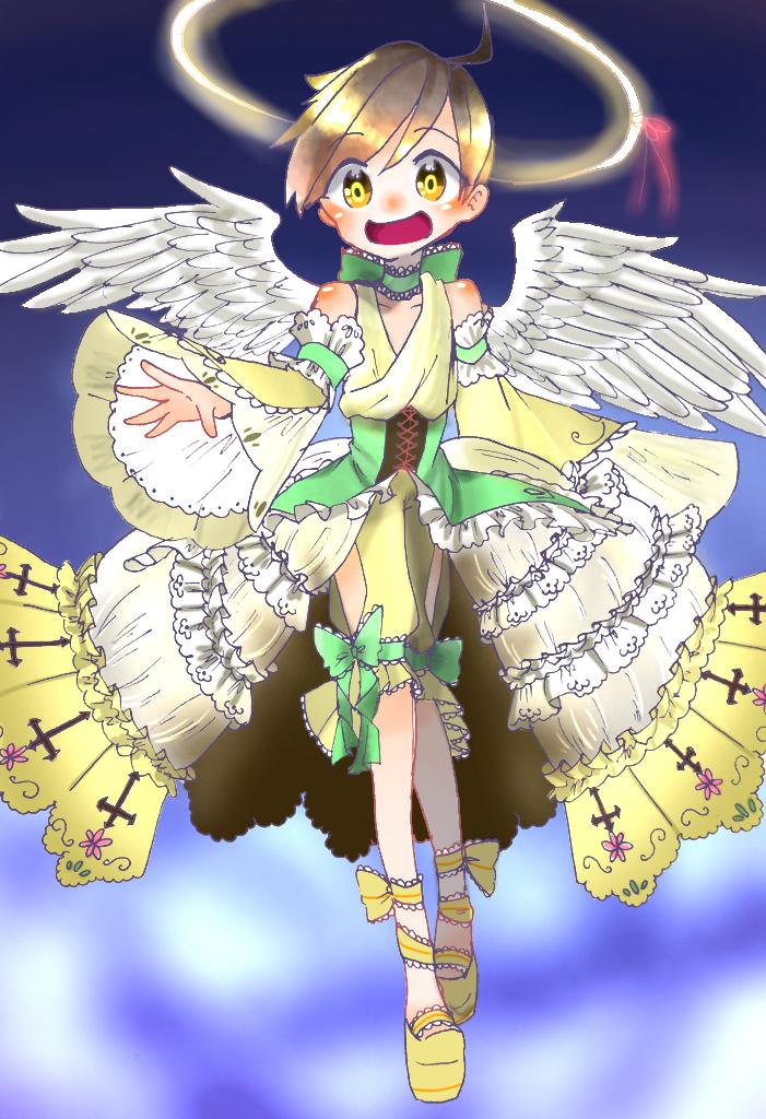 宗教ロリータ松 3代目新衣装 天使十四松