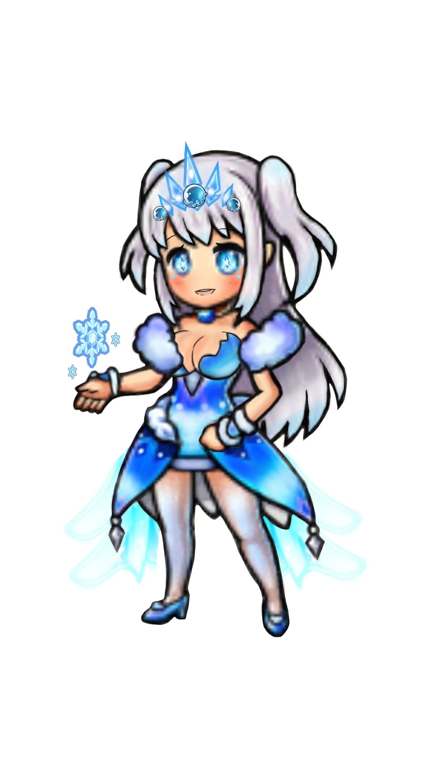 snowchi the ice queen ~