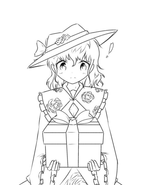 こいし-514 sketch