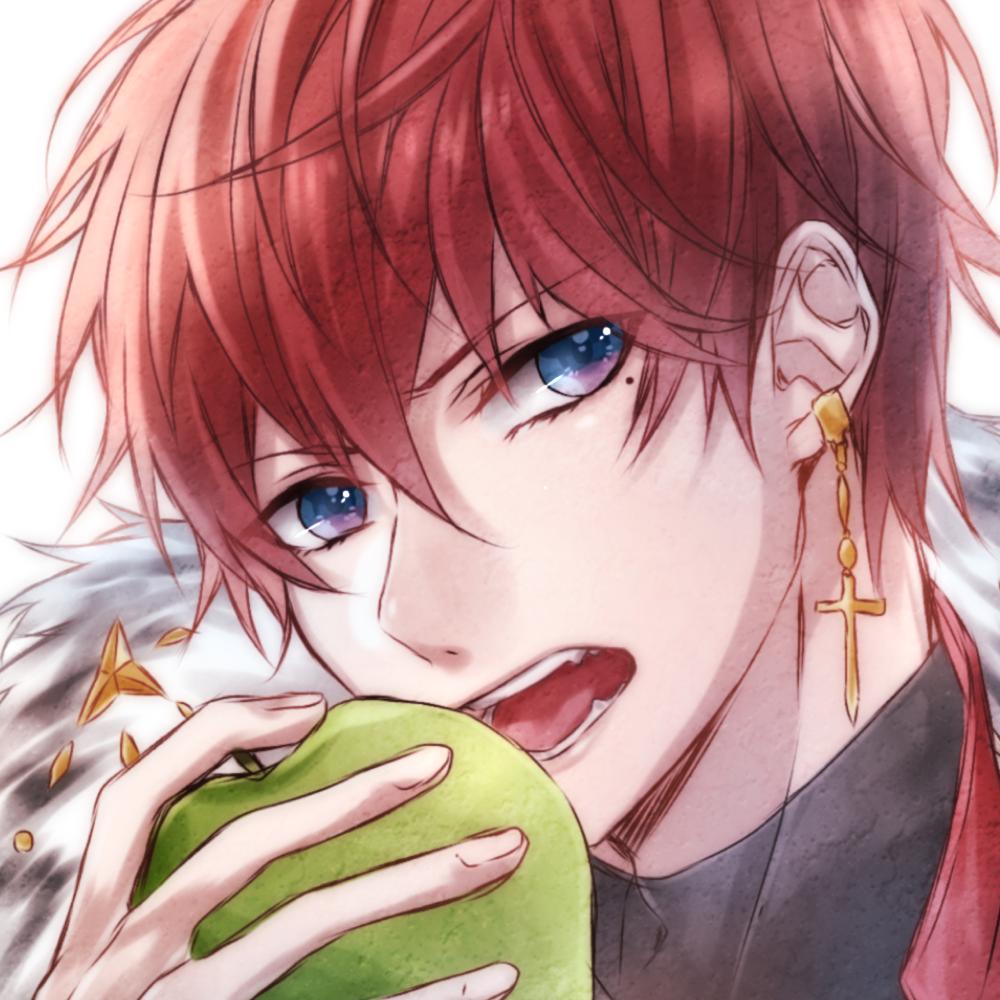 赤髪 Ibispaint