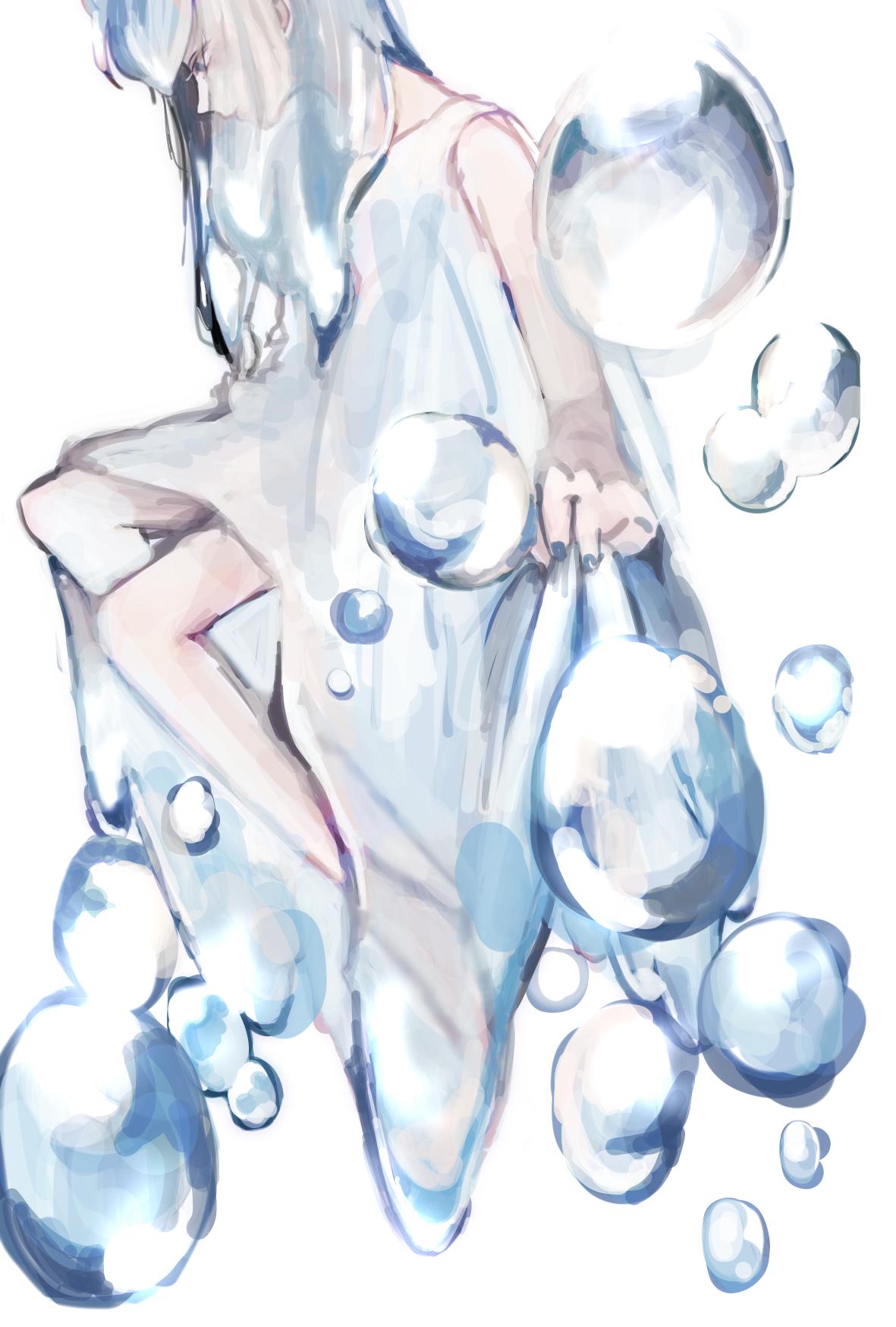 水になる2