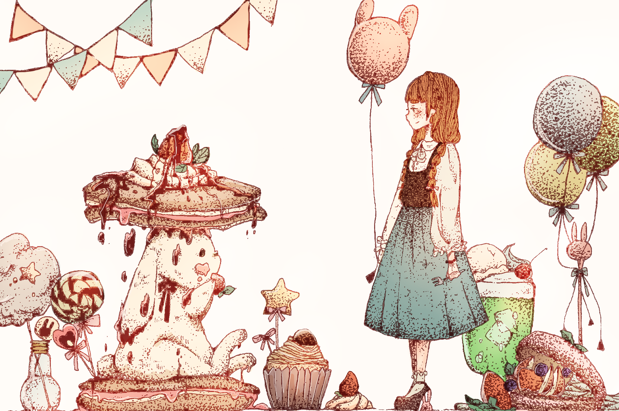 Sweets Party!!!!