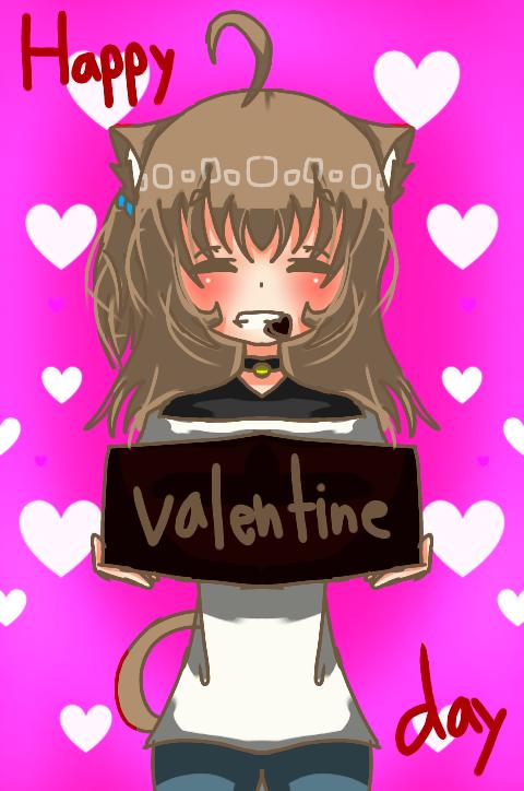 ✏speed paint✏happy valentine day✅