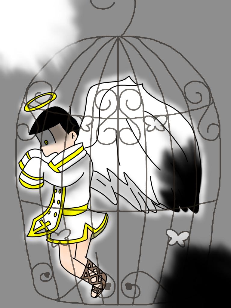 【おそ松さん】鳥籠に囚われた天使十四松