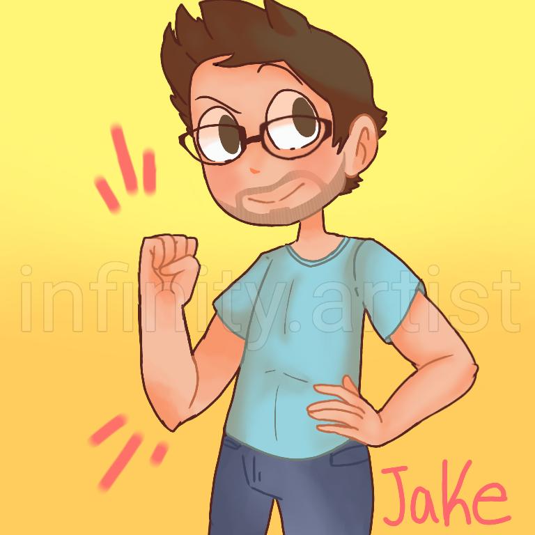 Jake Or Jayingee Ibispaint