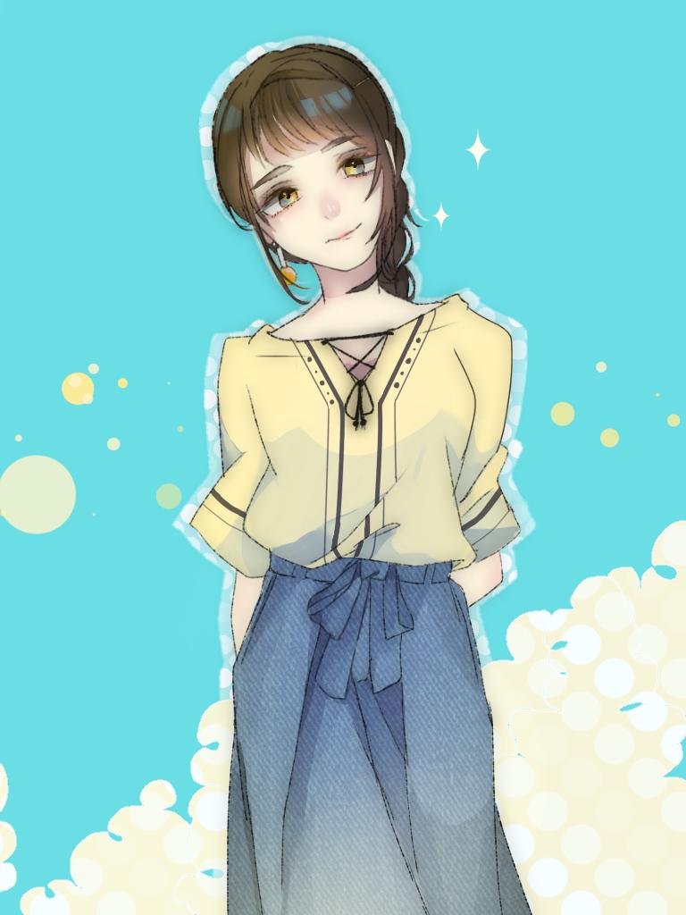 夏を可愛く過ごしたい