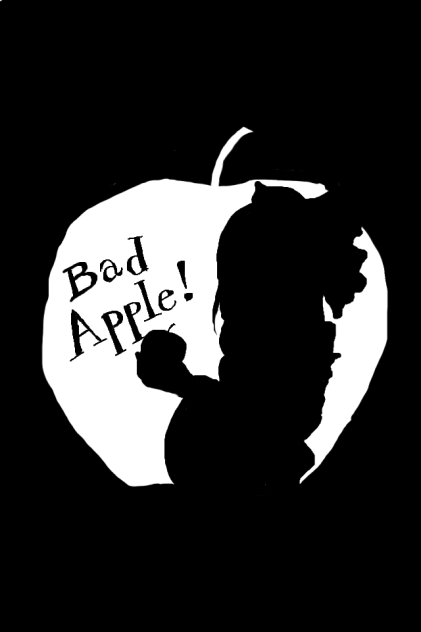 影絵 Bad Apple!    Tweet PV:31 影絵 Bad Apple!