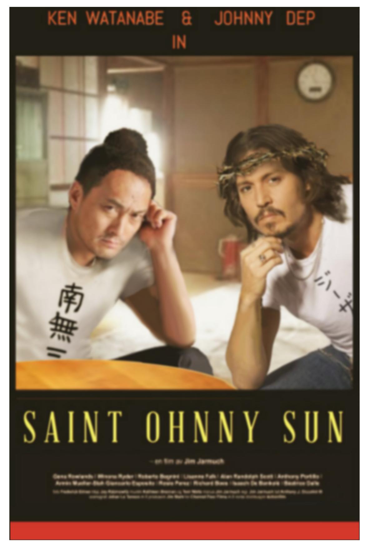 SAINT OHNNY  SUN