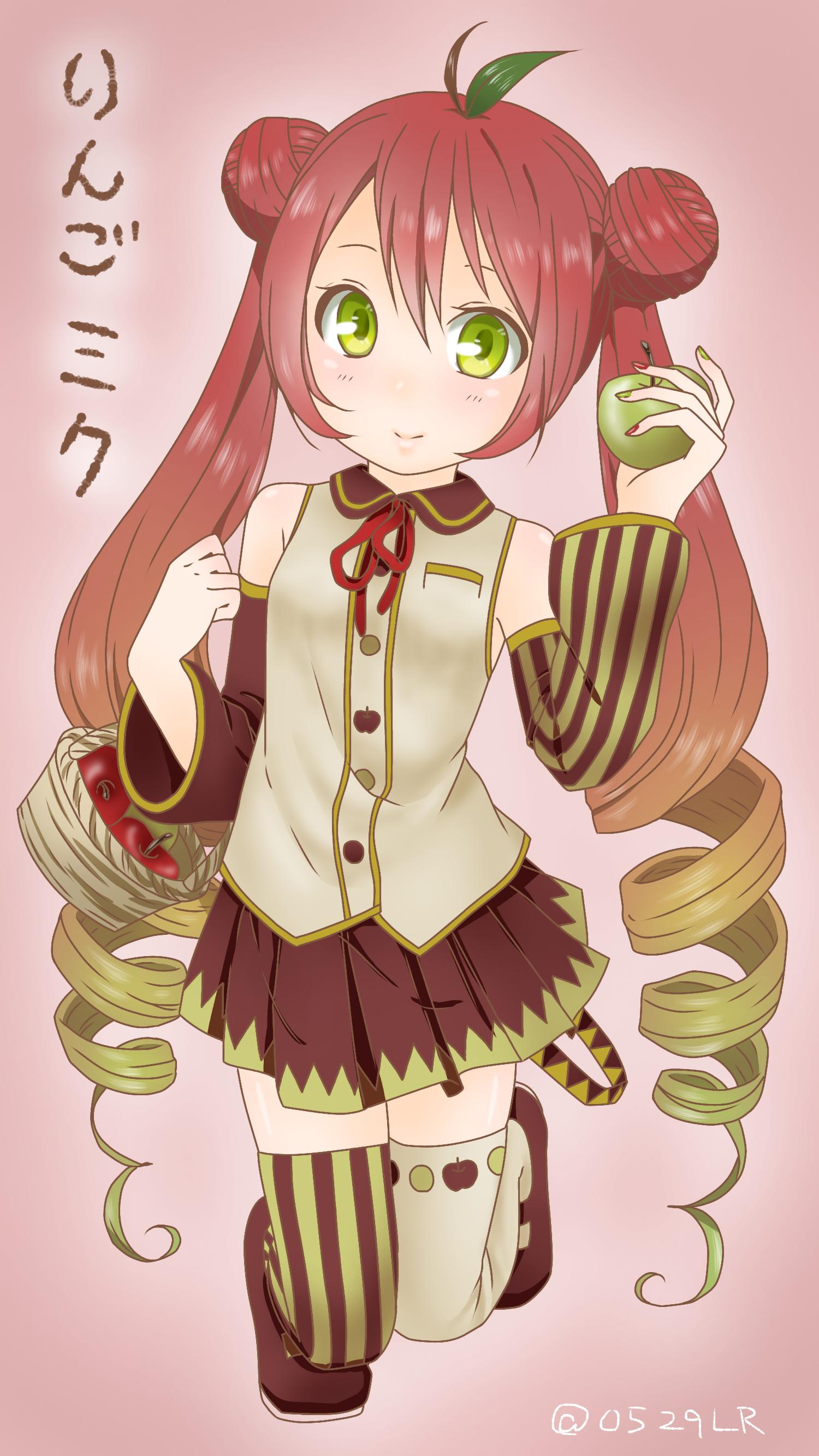 りんごミク